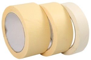 Paper masking tapes for general purpose