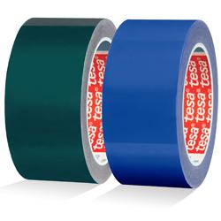 PET Polyester masking tapes for powder coating