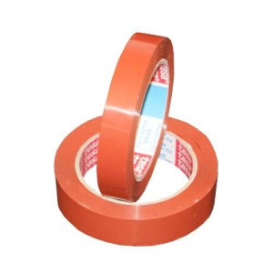 Red strapping tapes