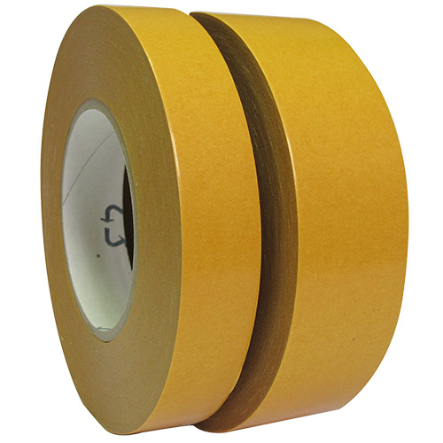 Transparent double-sided tapes on carrier of polypropylene film - 2103